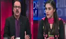 Live With Dr Shahid Masood – 30th July 2017