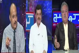 Khara Sach with Mubashir Lucman – 18th August 2017