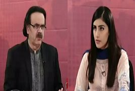 Live With Dr Shahid Masood – 26th August 2017
