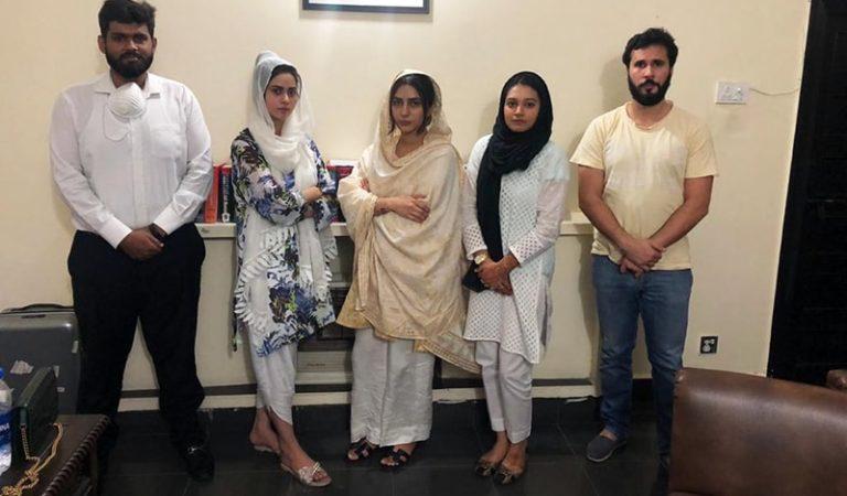 Uzma Khan withdraws case against women who tortured her, says FIR was a 'misunderstanding'